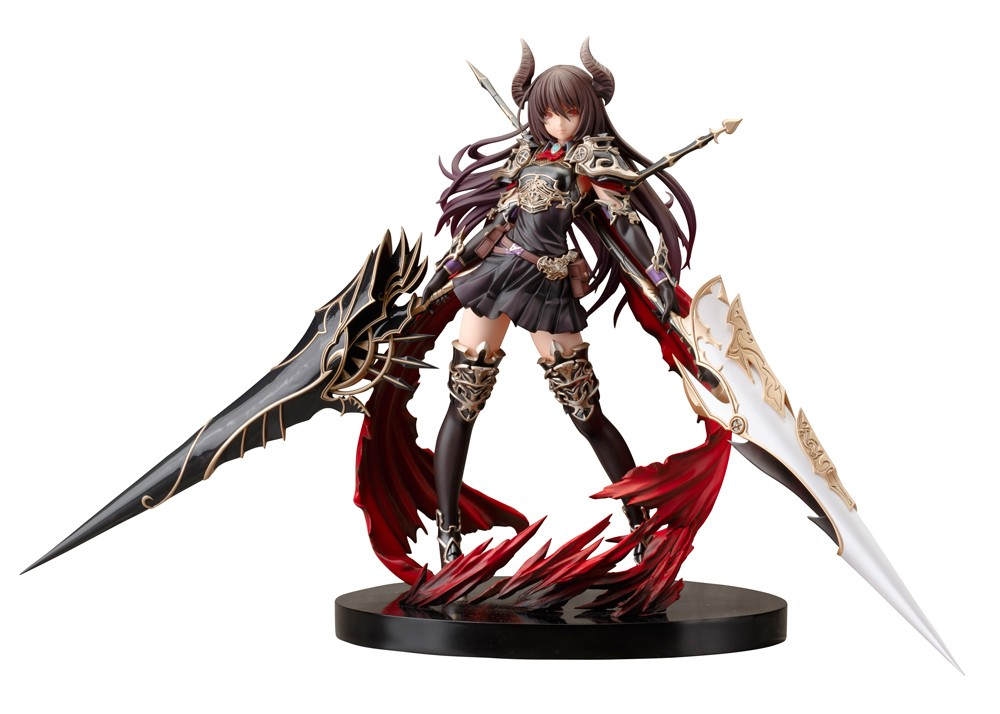 Фигурка Rage of Bahamut - Dark Dragoon Forte 1/8 Complete Figure