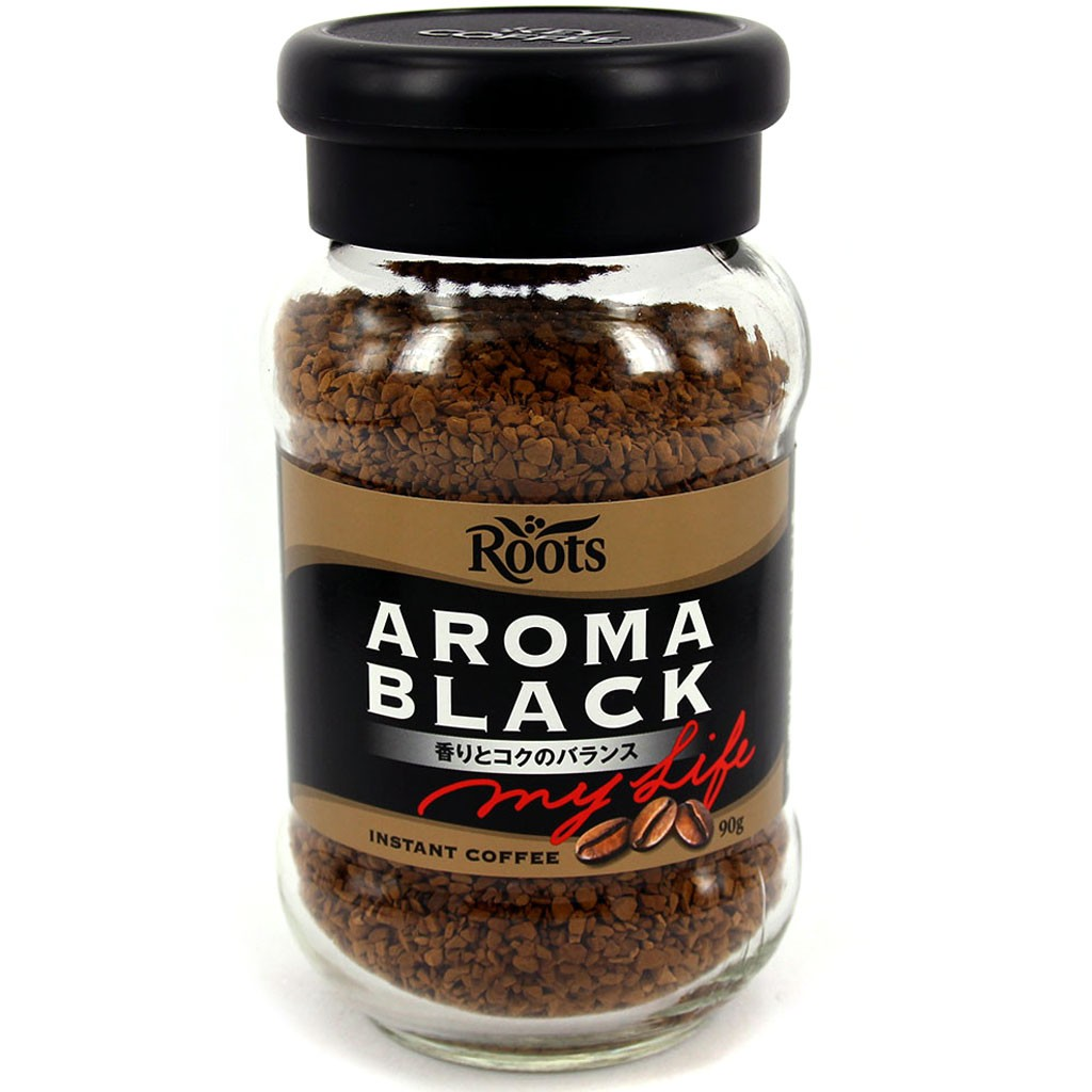 "Кофе ""Key Coffee"" Растворимый ""Aroma Black"" Ст/Б 90 г."