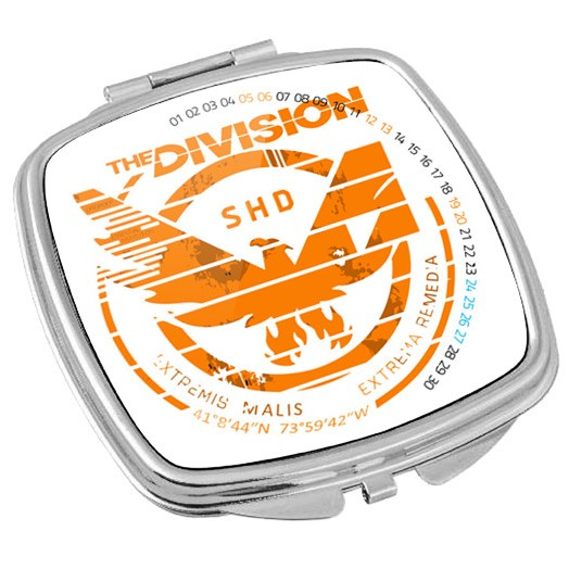Зеркальце Tom Clancy's The Division - SHD Logo
