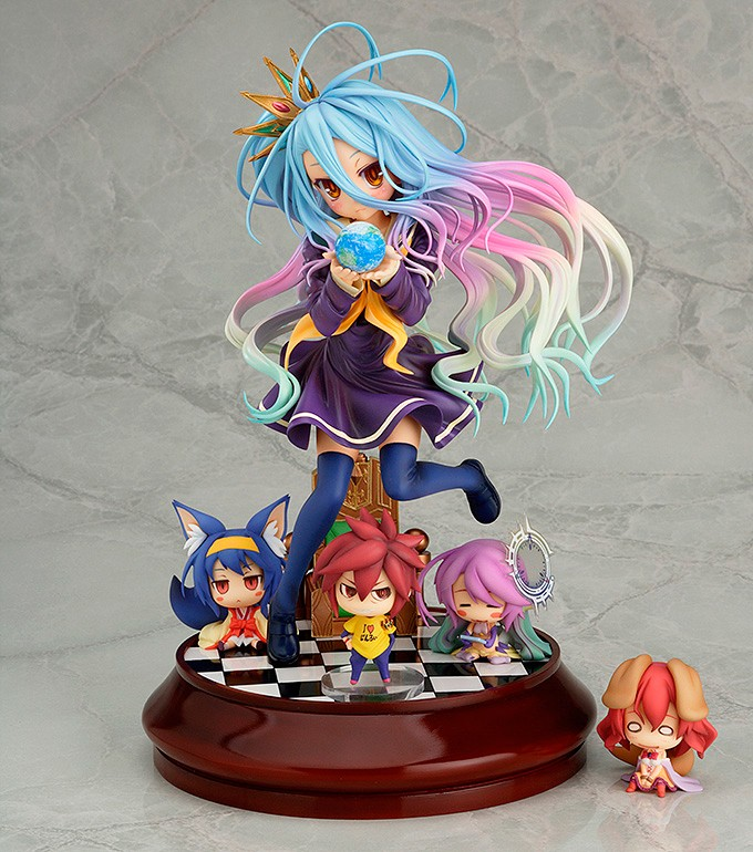 "Фигурка ""No Game No Life"" Shiro"