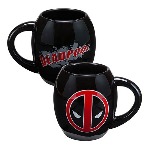Кружка Deadpool 18 oz. Oval Ceramic Mug VN26766