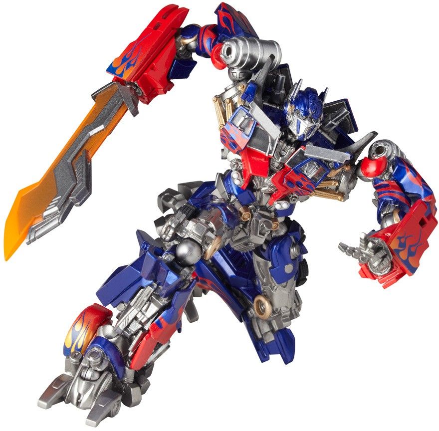Transformers: Dark Side of the Moon - Optimus Prime