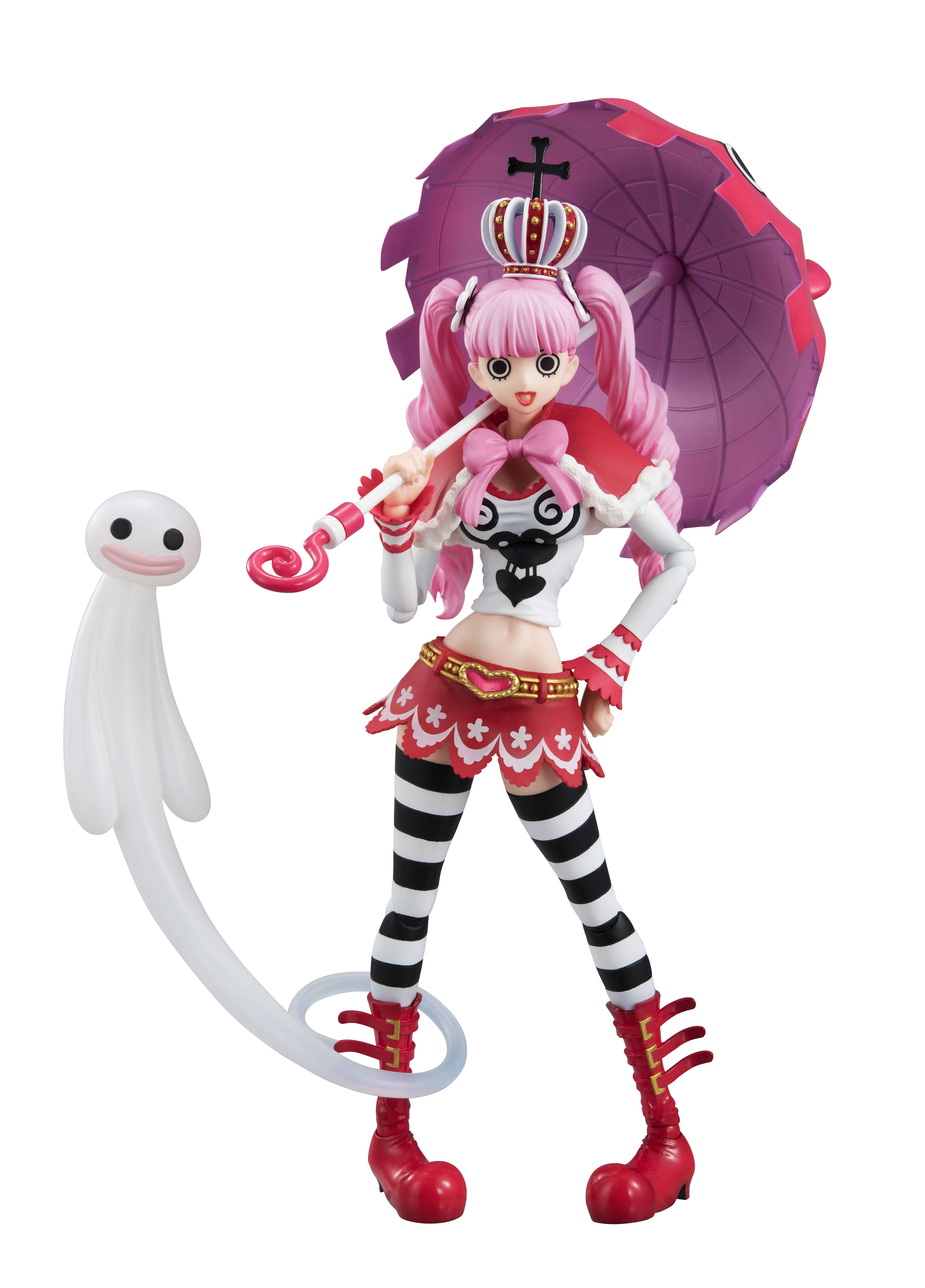 "Фигурка Variable Action Heroes ""One Piece"" Ghost Princess Perona PAST BLUE First Limited Edition"