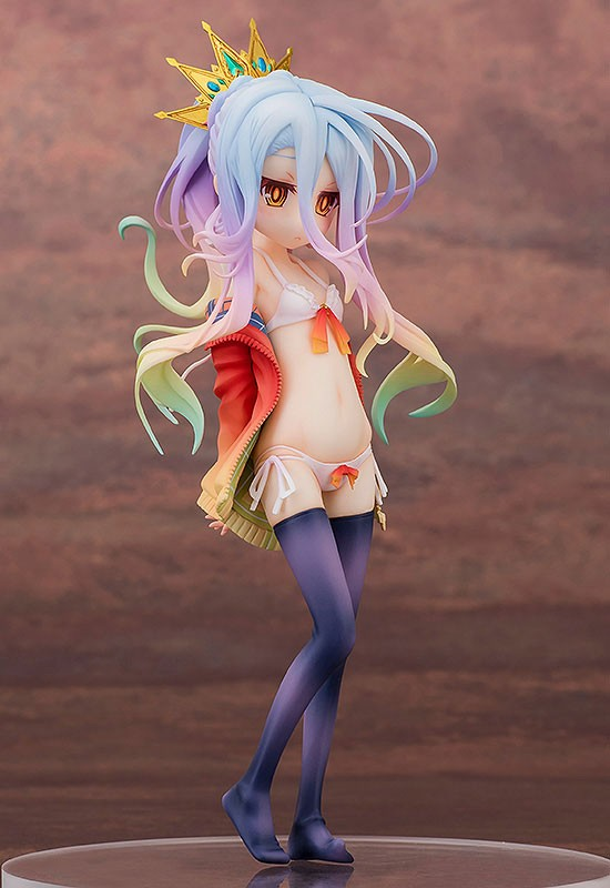 Фигурка No Game No Life - Shiro Swimsuit style 1/7