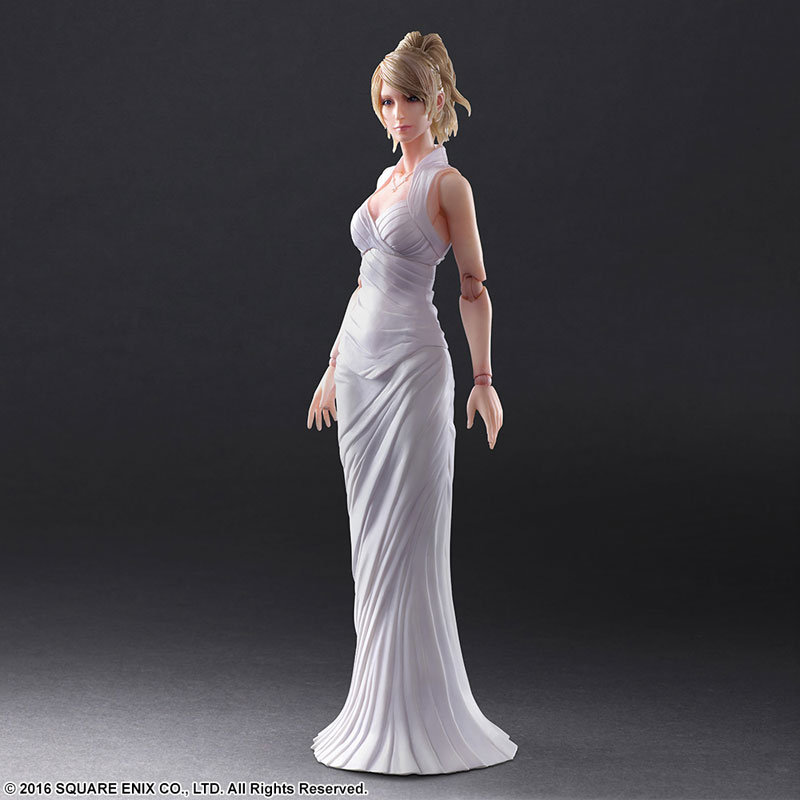 "Фигурка ""Final Fantasy XV"" Play Arts Kai Lunafreya Nox Fleuret"