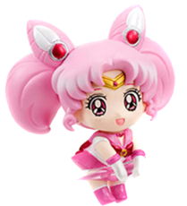 Фигурка Pretty Soldier Sailormoon - Sailor Chibi Moon