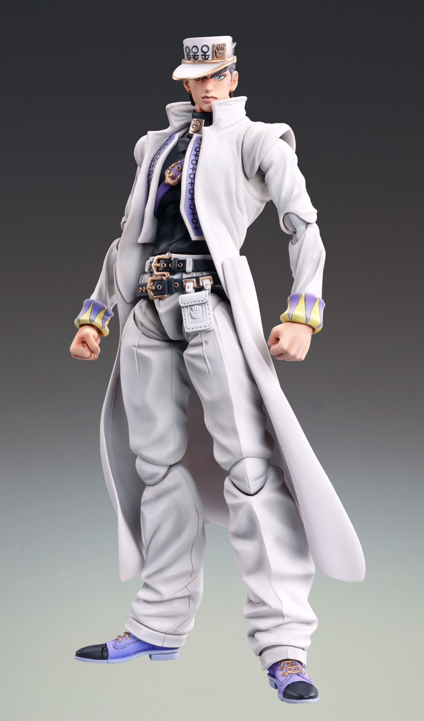 Фигурка Super Action Statue - JoJo's Bizarre Adventure Part.IV #27 Jotaro Kujo Complete Figure