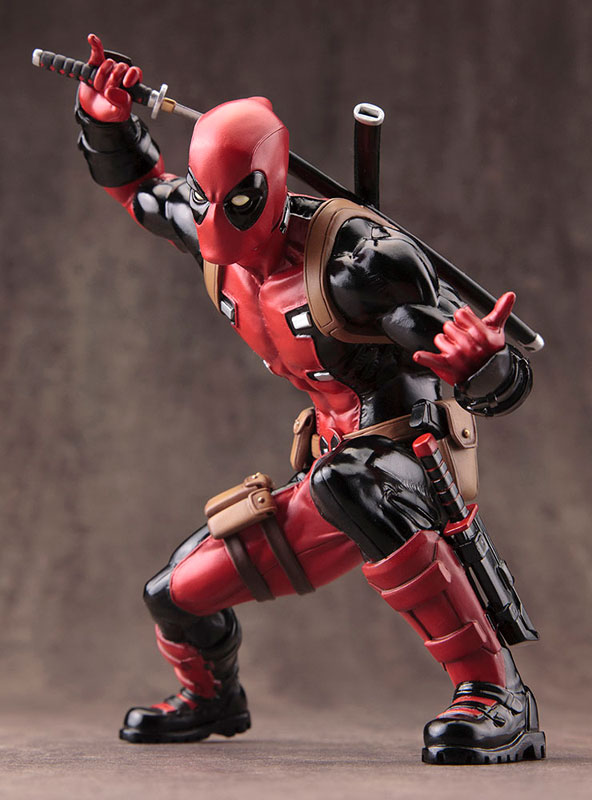 Фигурка Deadpool MARVEL NOW! 1/10