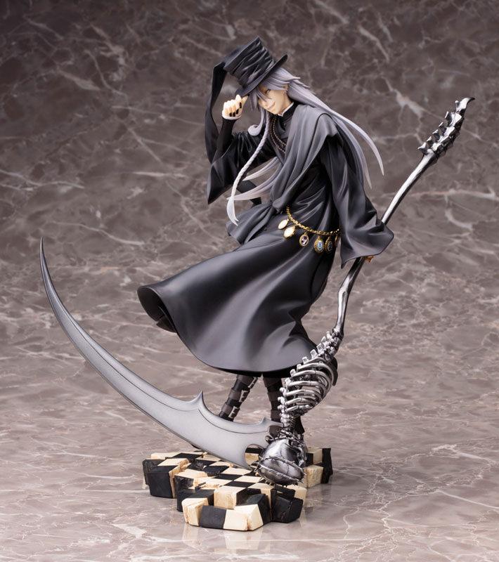 Фигурка Black Butler: Book of Circus: Undertaker 1/8 ***