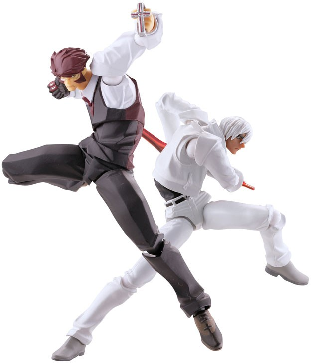 "Фигурки Blood Blockade Battlefront ""Klaus & Zapp"" TWIN BOX"