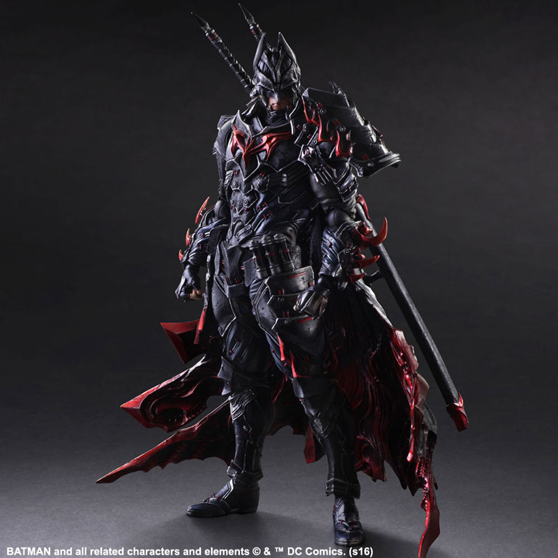 Фигурка Variant Play Arts Kai - DC Comics Batman: Timeless Bushido