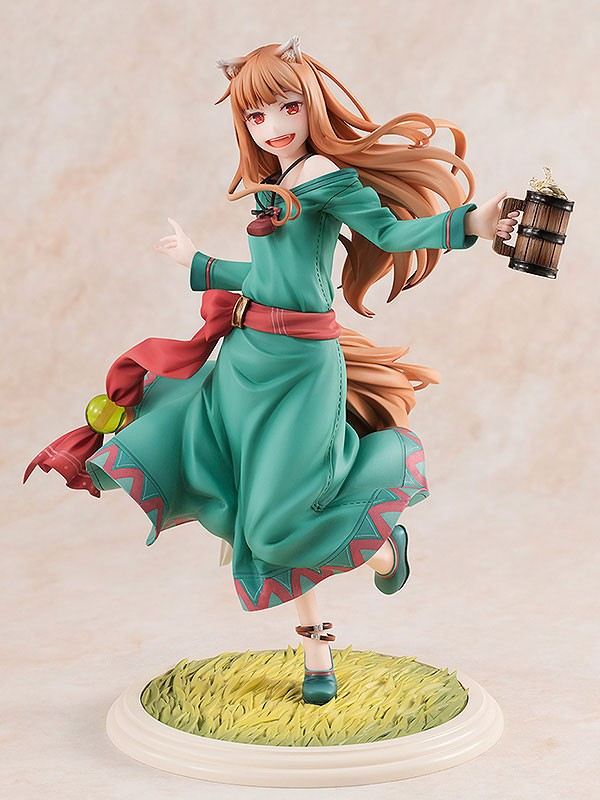 Фигурка Spice and Wolf Holo Spice and Wolf 10 Anniversary Ver. 1/8 Complete Figure