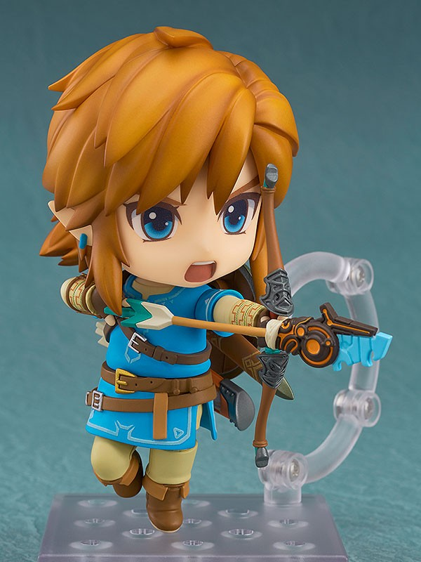 "Фигурка Nendoroid ""The Legend of Zelda: Breath of the Wild"" Link Breath of the Wild Ver."
