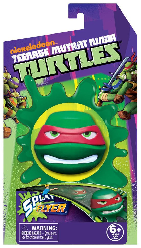 Игрушка мяч лизун Teenage Mutant Ninja Turtles