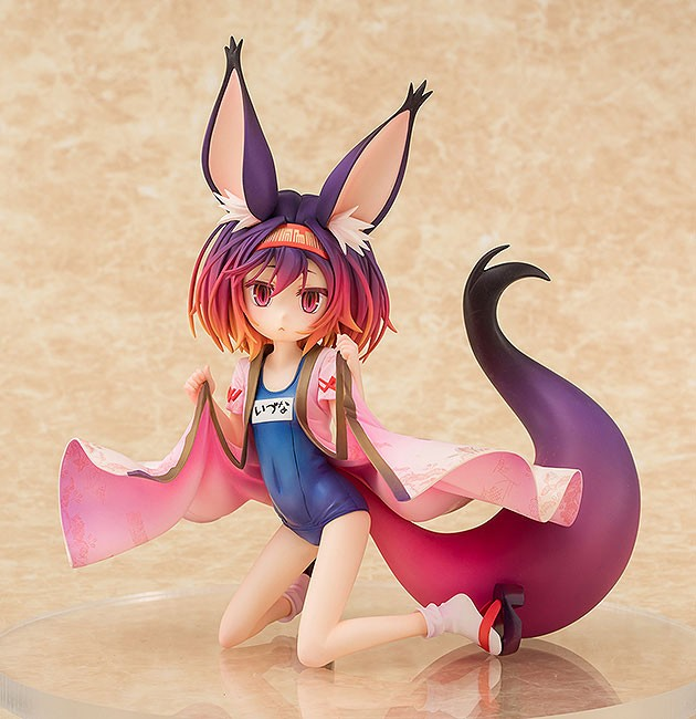 Фигурка No Game No Life - Izuna Hatsuse Swimsuit style 1/7