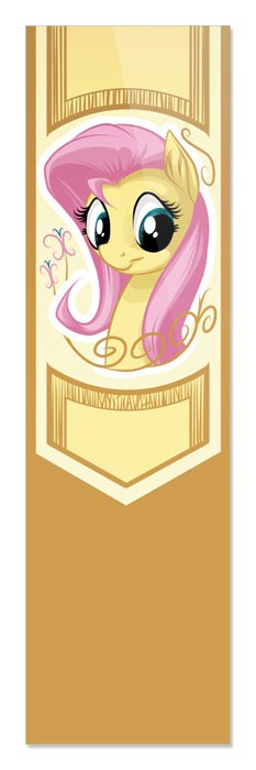 Закладка My Little Pony - Fluttershy