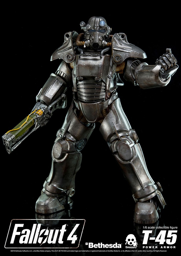 Фигурка Fallout 4 T-45 Power Armor