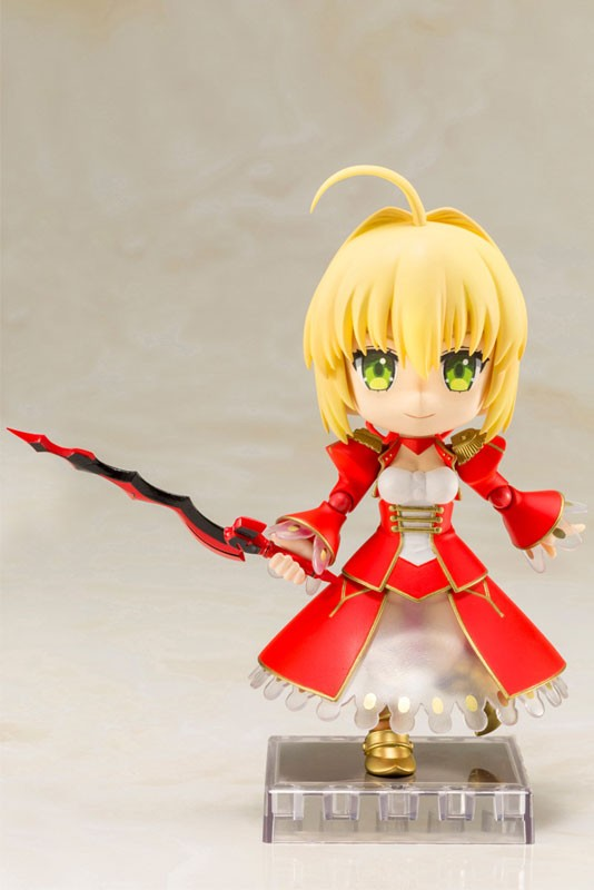 Фигурка Cu-poche Fate/EXTRA Last Encore Saber Posable Figure