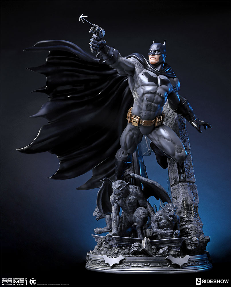 "Фигурка Premium Masterline ""Justice League"" Secret Origins THE NEW52! Batman 1/4 Statue PMN52-07"