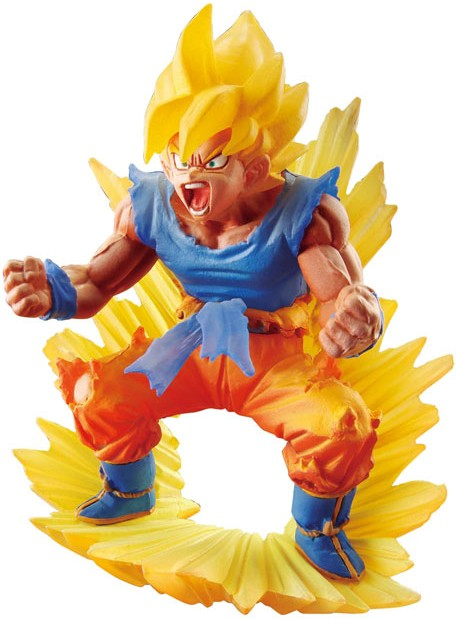 Фигурка Dragon Ball Super - Super Saiyan Son Goku