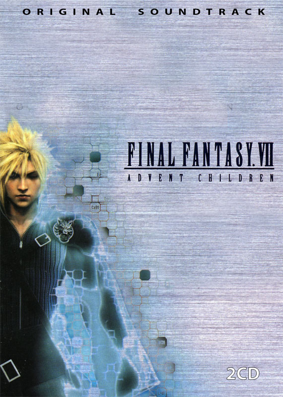 Фотография большая Final Fantasy VII Advent Children Original Soundtrack из аниме и манги