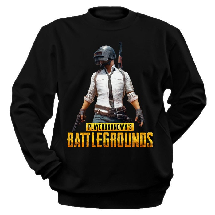 Фотография большая Толстовка PUBG PlayerUnknown's Battlegrounds из аниме и манги PlayerUnknown's Battlegrounds / PUBG ***