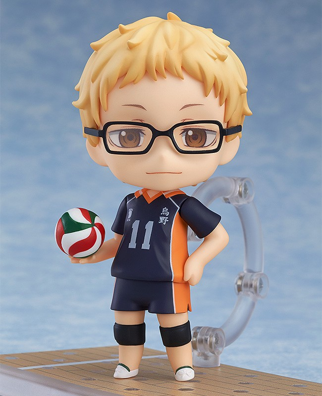 "Фигурка Nendoroid ""Haikyu!! Second Season"" Tsukishima Kei"