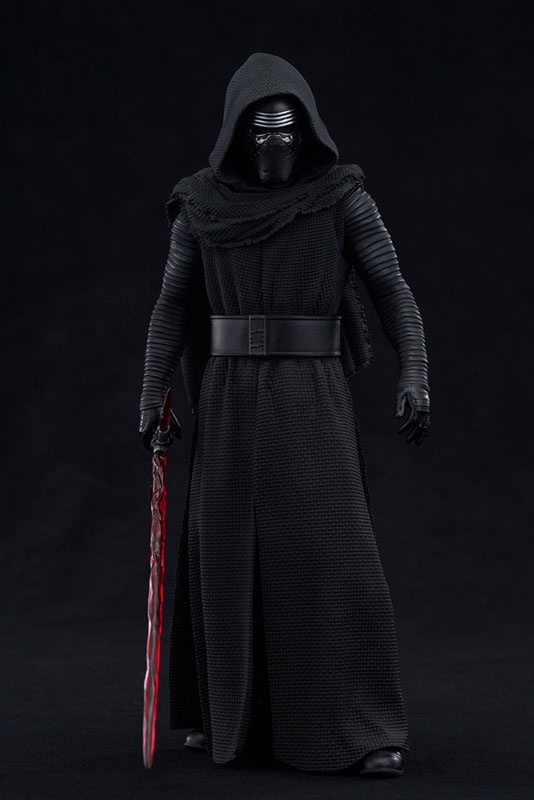 Фигурка Star Wars: The Force Awakens - Kylo Ren 1/10