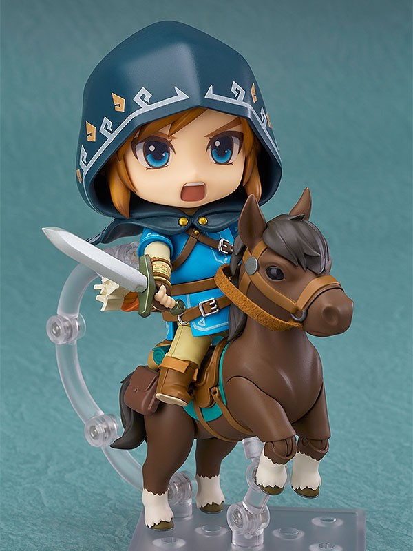 "Фигурка Nendoroid ""The Legend of Zelda: Breath of the Wild"" Link Breath of the Wild Ver. DX Edition"