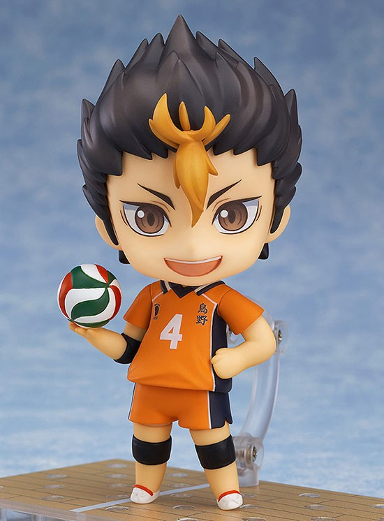 Фигурка Nendoroid - Haikyuu!! Second Season: Yu Nishinoya
