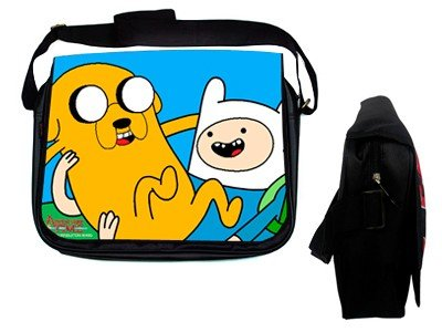 Сумка Adventure Time With Finn And Jake