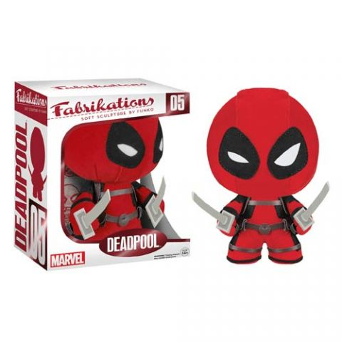 Фигурка Deadpool: Deadpool Fabrikations Soft Sculpture Figure FU4063