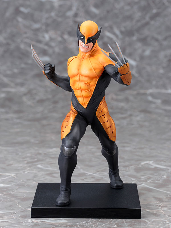 Фигурка ARTFX+ - Wolverine MARVEL NOW! 1/10 Easy Assembly Kit