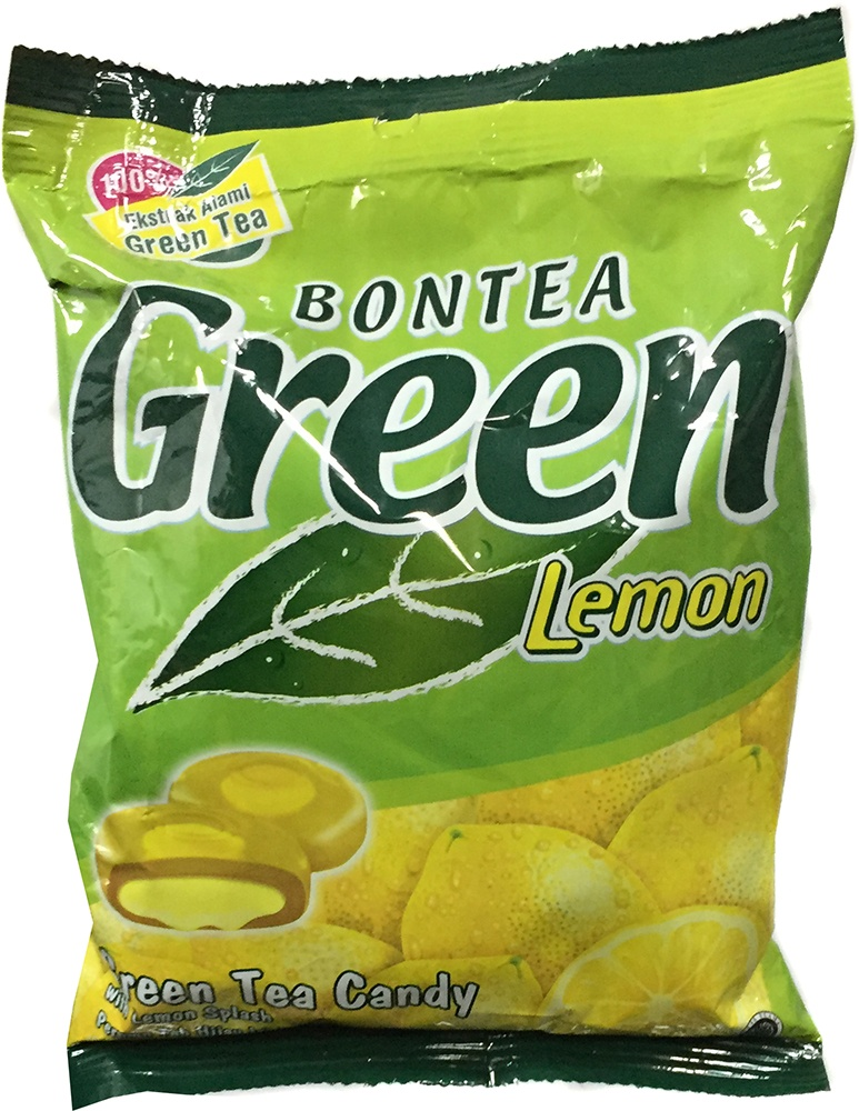 "Леденцы ""Bontea Green Tea Lemon Candy"" 135г"