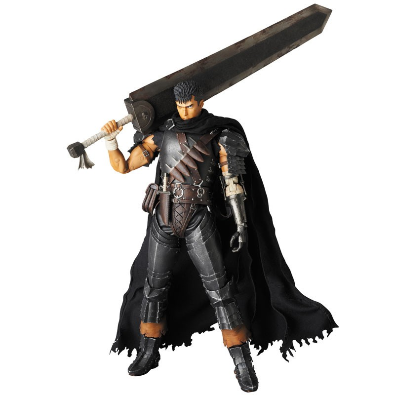 Фигурка Berserk / Берсерк - Guts Black Swordsman Ver. 1/6 ***