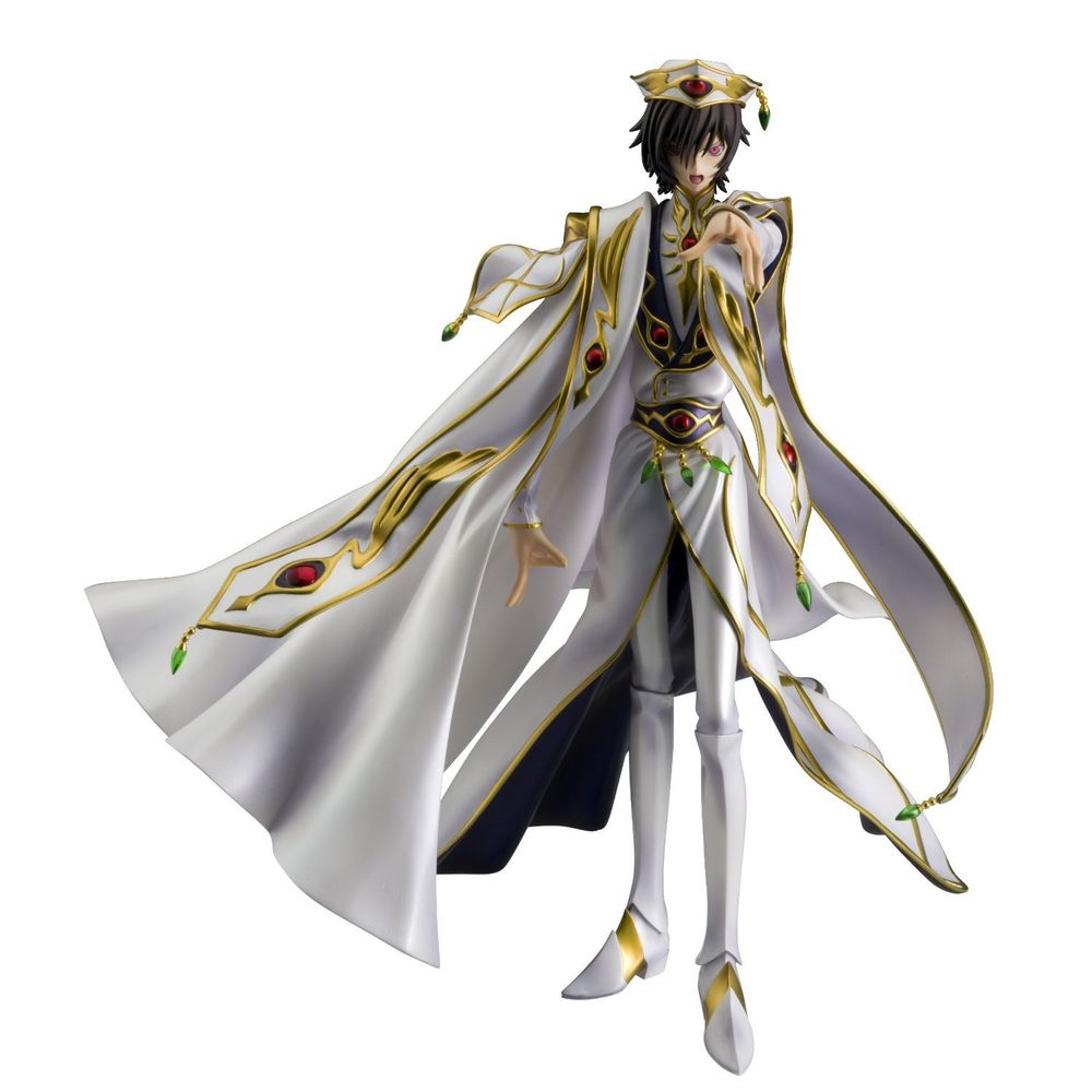 Фигурка Code Geass: Lelouch of the Rebellion R2: Lelouch vi Britannia 1/8 ***