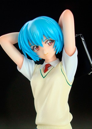 Rei Ayanami Transfer Student Version FG0982