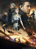Плакат бумажный Final Fantasy XV: Kingsglaive Key Art