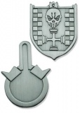 Набор значков MAR: Pins - Team Mar Crossguard & Chess Piece (Set of 2)  GE7418