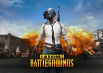 Плакат бумажный PlayerUnknown's Battlegrounds
