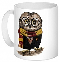 Кружка Harry Potter Owl