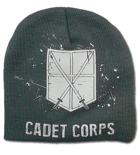 Фотография большая Шапка Атака титанов / Beanie: Attack on Titan - 104th Cadet Corps Unfold GE32377 из аниме и манги Shingeki no Kyojin / Attack on Titan / Вторжение гигантов / Атака титанов