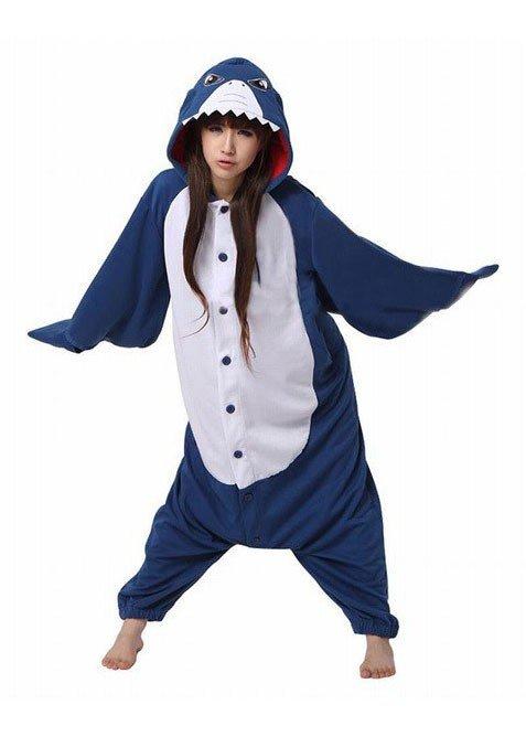 4ee115616d25b09 Фотография большая Кигуруми Акула / Kigurumi Shark из аниме и манги Кигуруми
