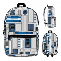 Рюкзак Backpack: Star Wars - R2-D2 Sublimated BQ308ISTW