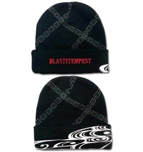 Фотография большая Шапка Beanie: Blast of Tempest - Blood & Chain GE32201 из аниме и манги Blast of Tempest / Zetsuen no Tempest / Буря потерь