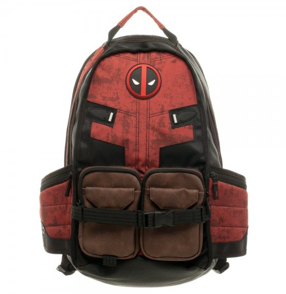 Рюкзак Backpack: Deadpool - Deadpool Suit Up BP3SLAMVU