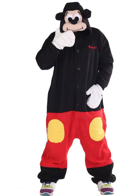 Фотография большая Кигуруми для Детей Микки Маус   Kigurumi Funky Mickey  Mouse из аниме и манги 356f566042fb5