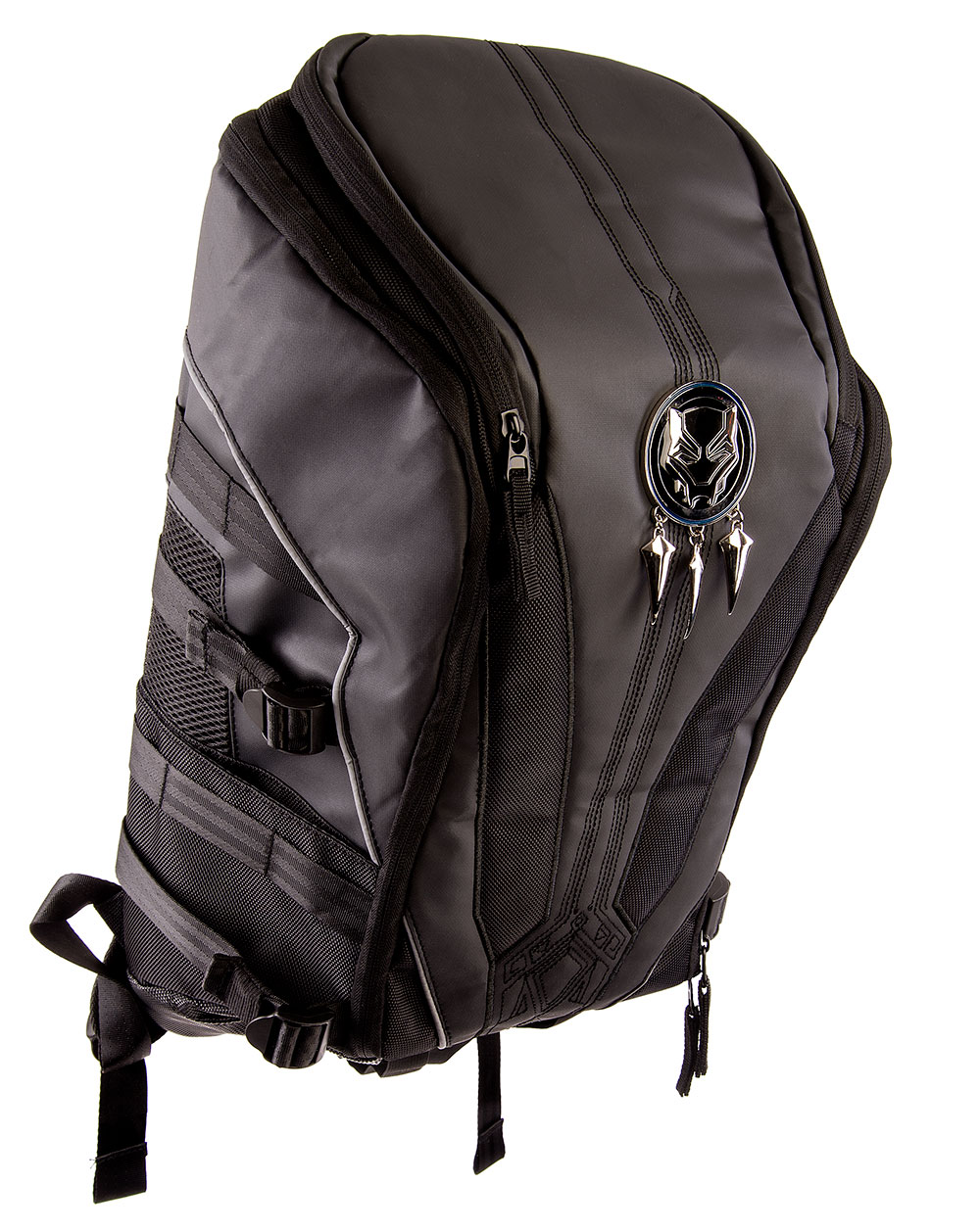 Рюкзак Backpack: Black Panther - Black Panther Mixed Material Laptop BP64IVBPM