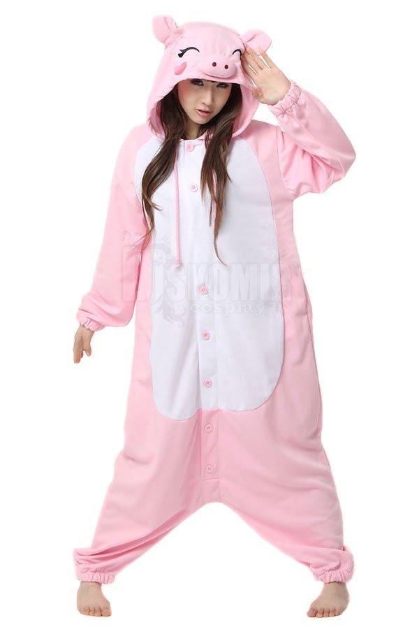 Фотография большая Кигуруми Поросёнок Розовый Свинка   Kigurumi Pink Pig из  аниме и манги ff0c8dd5a5d6d