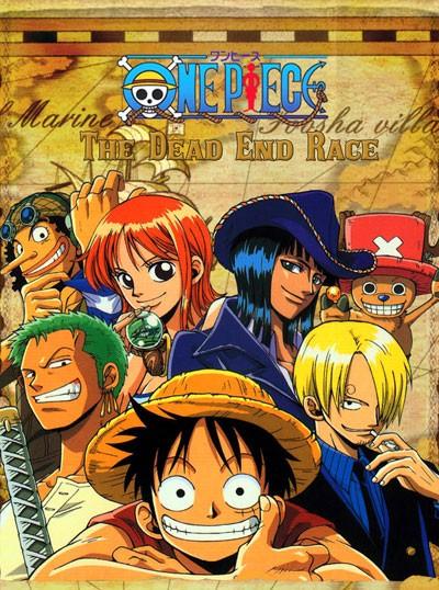 One Piece Movie 4: Dead end no Bouken (Ван-Пис: Фильм ...